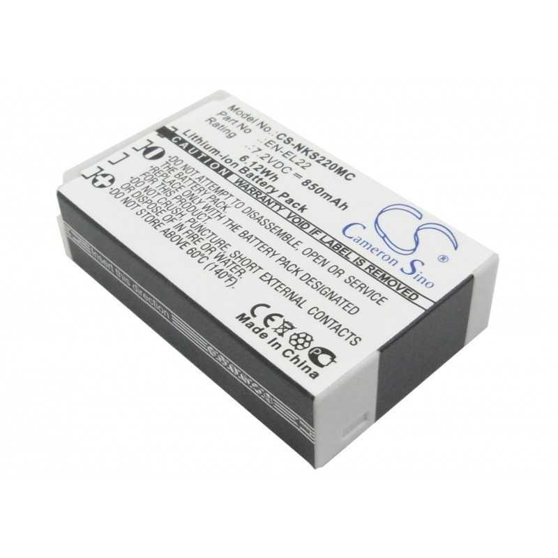 Batterie Nikon EN-EL22