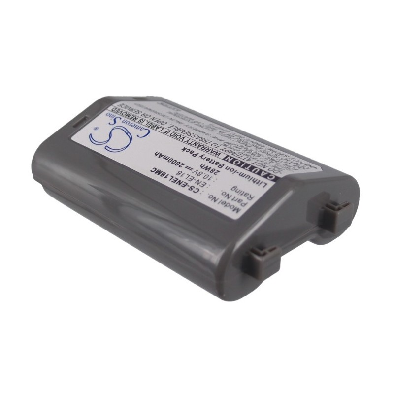 Batterie Nikon EN-EL18