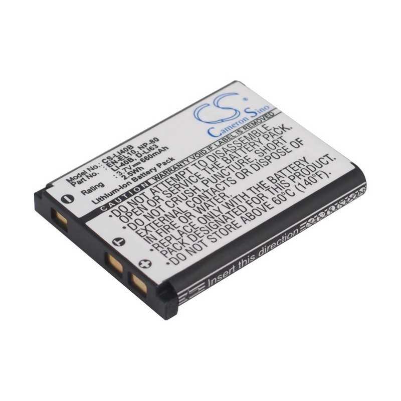 Batterie Nikon EN-EL10