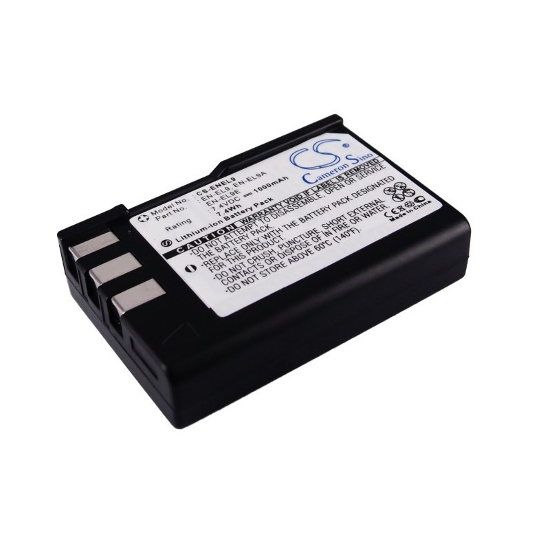 Batterie Nikon EN-EL9