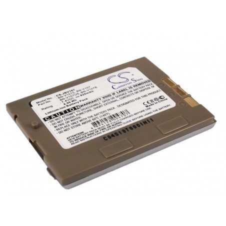 Batterie JVC BN-V107S