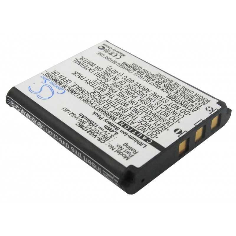 Batterie JVC BN-VG212