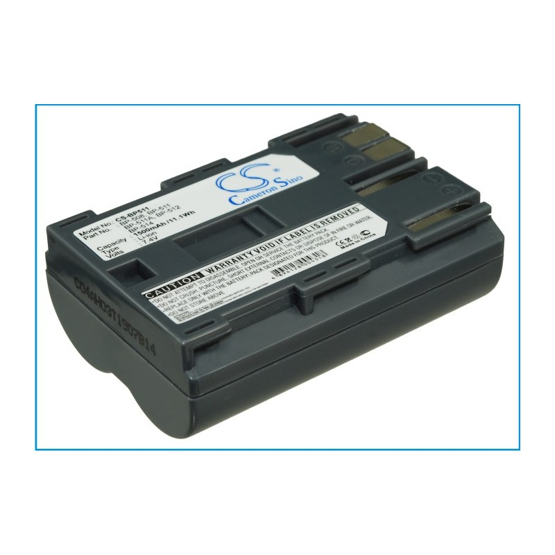 Batterie Canon BP-508