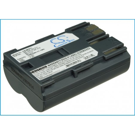 BATTERIE CANON BP-511