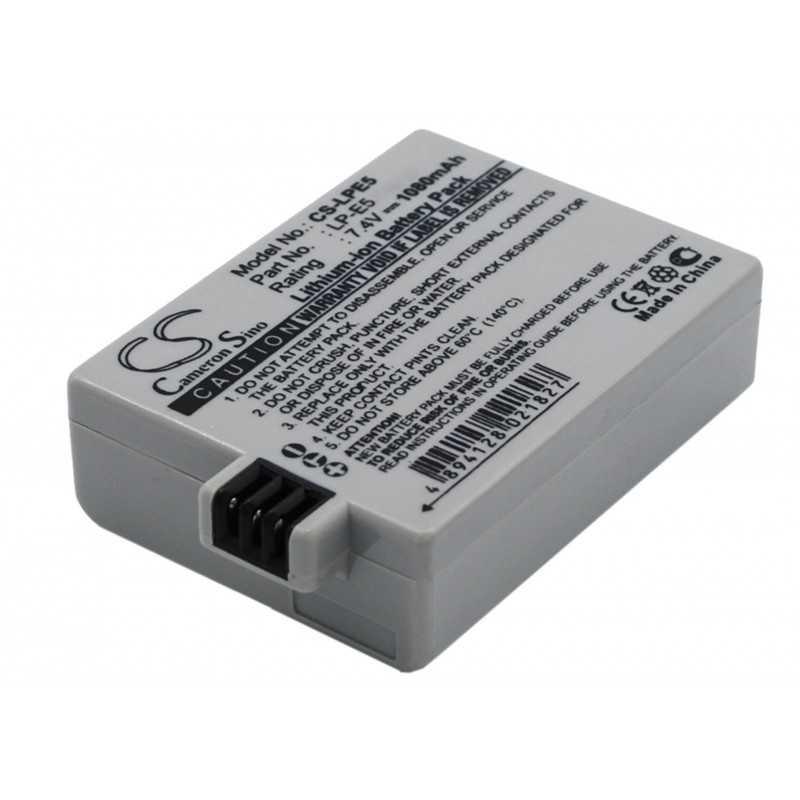 Batterie Canon LP-E5