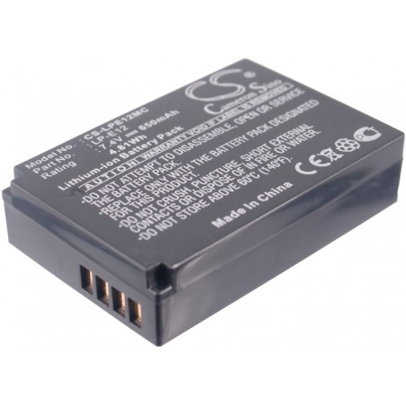 Batterie Canon LP-E12