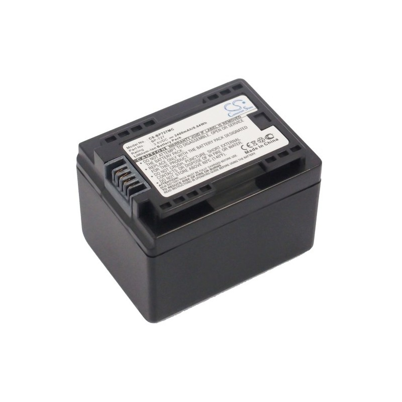 Batterie Canon BP-727