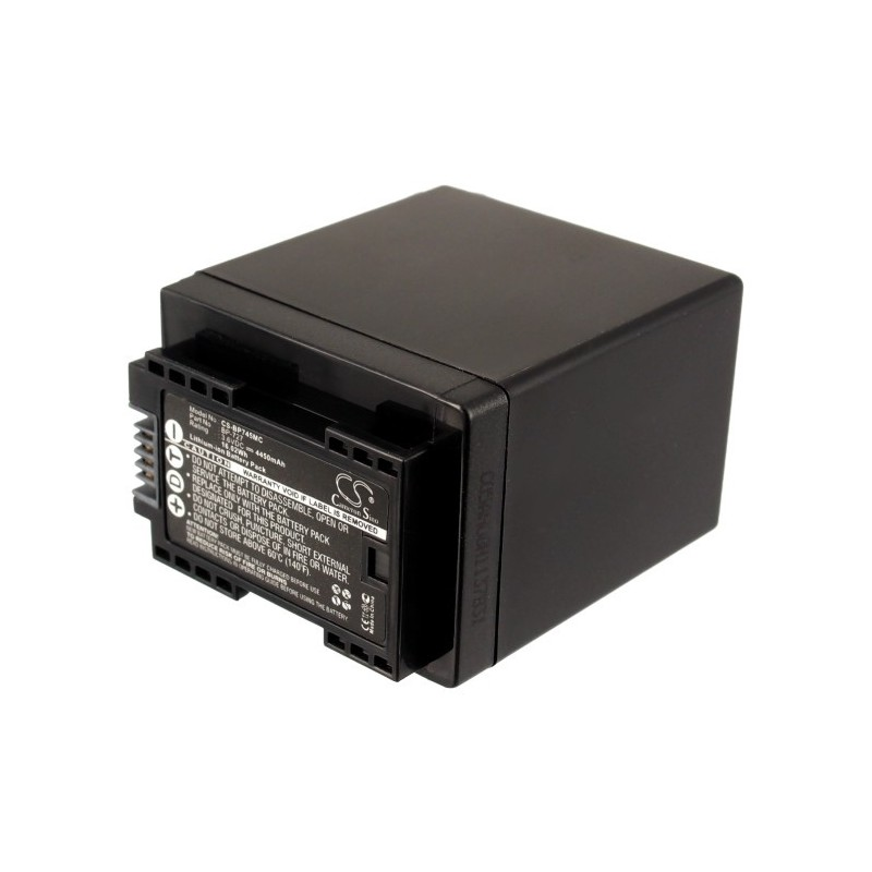 Batterie Canon BP-745