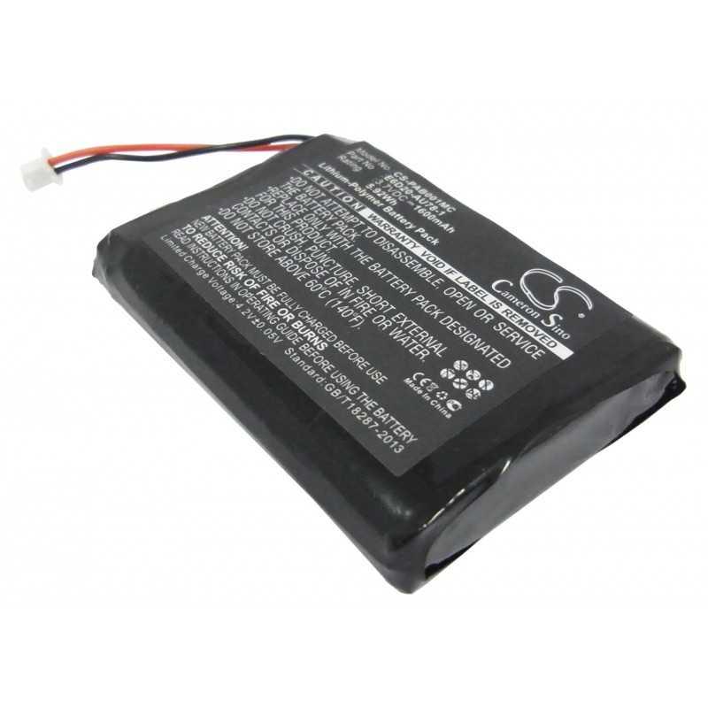 Batterie Panasonic E6D20-AU78-1