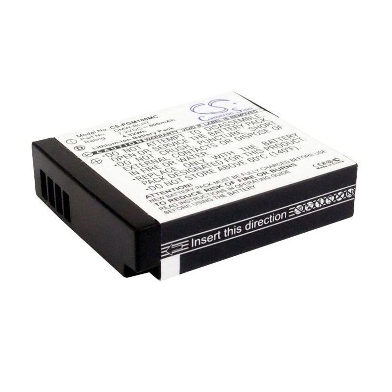 Batterie Panasonic DMW-BLH7