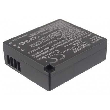 Batterie Panasonic DMW-BLG10