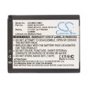 Batterie Panasonic DMW-BCN10