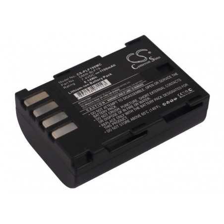 Batterie Panasonic DMW-BLF19