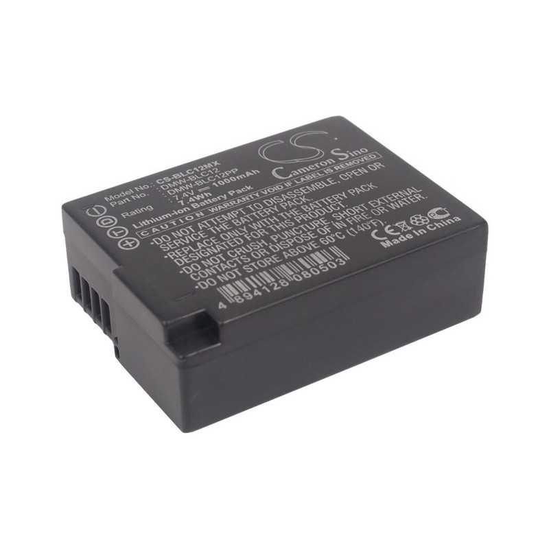 Batterie Panasonic DMW-BLC12
