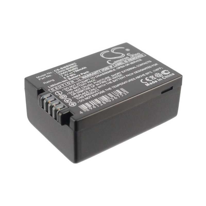 Batterie Panasonic DMW-BMB9