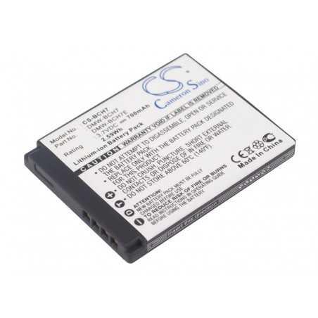 Batterie Panasonic DMW-BCH7