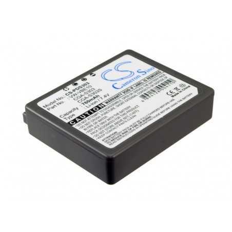 Batterie Panasonic CGA-S303