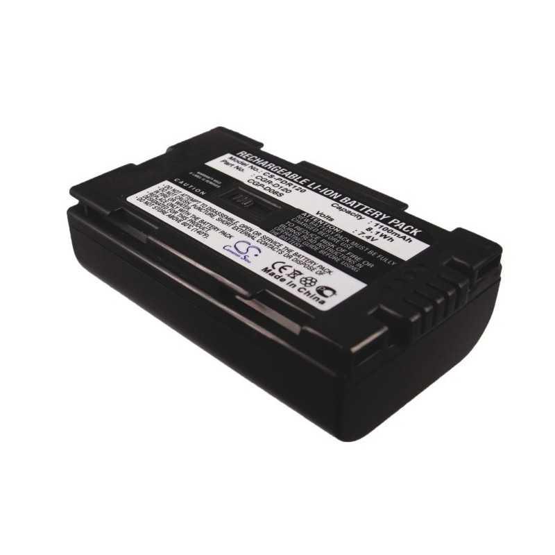 Batterie Panasonic CGR-D120