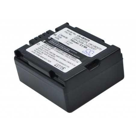 Batterie Panasonic CGA-DU06