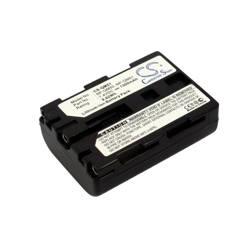 Batterie Sony NP-QM50