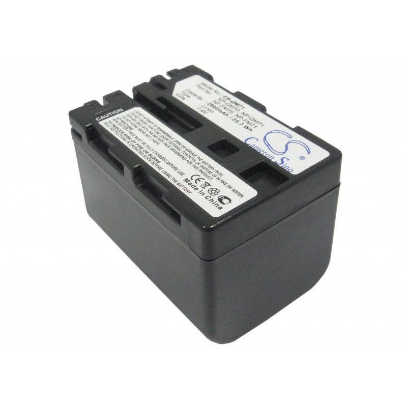 Batterie Sony NP-QM71