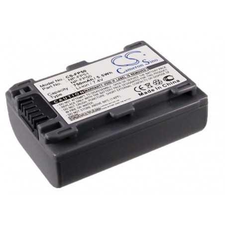 Batterie Sony NP-FP50