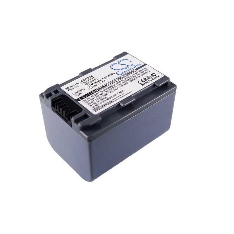 Batterie Sony NP-FP70