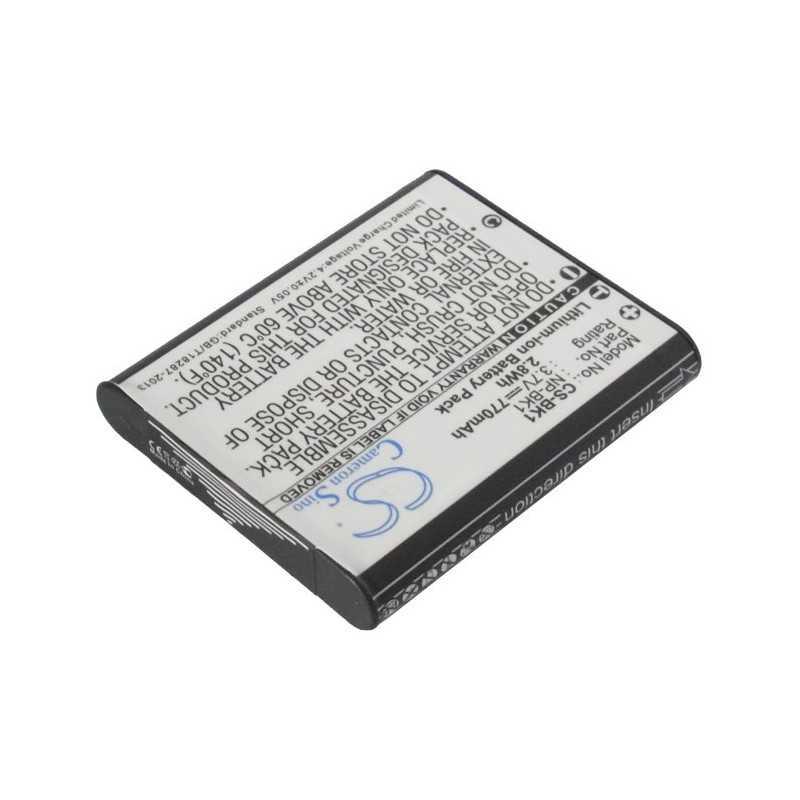 Batterie Sony NP-BK1