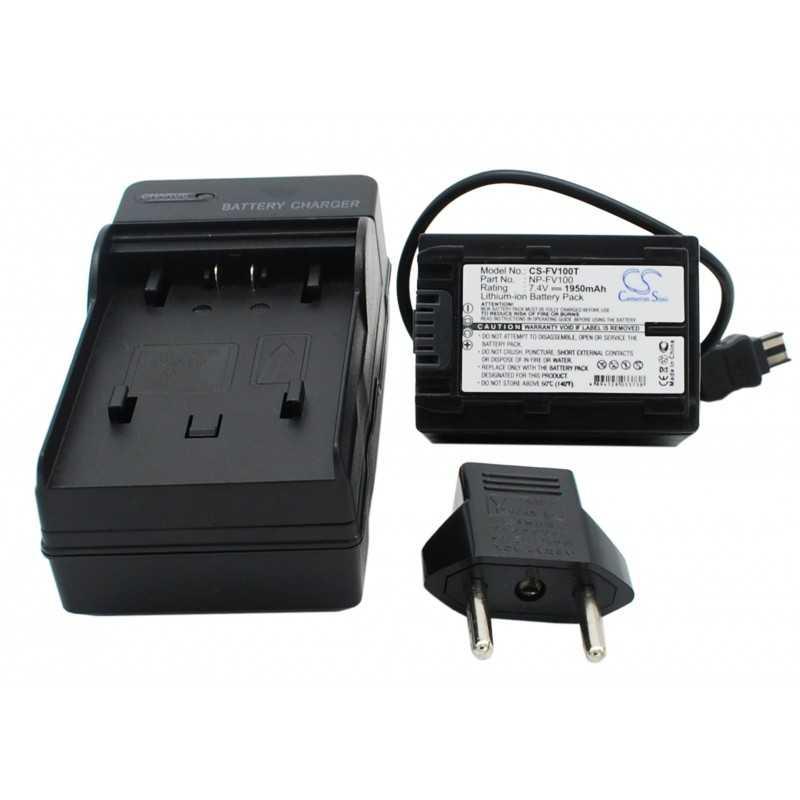 Batterie Sony NP-FV100