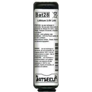 Piles d'alarme BATLI28 3,6V 2,4AH
