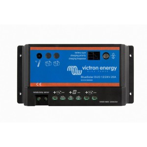 BLUESOLAR CHARGE CONTROLLER 12/24V-20A