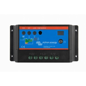 BLUESOLAR CHARGE CONTROLLER 12/24V-10A