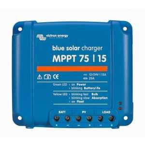 REGULATEUR BLUESOLAR MPPT 12/24V-15A