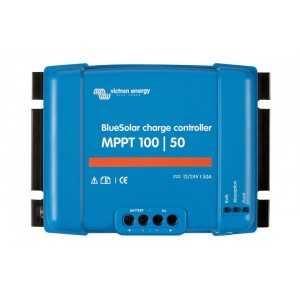 REGULATEUR BLUESOLAR MPPT 12/24V-50A