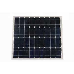 SOLAR PANEL MONOCRYSTALLINE 12V 80W