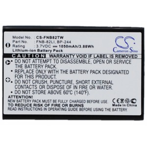 Batterie Yaesu FNB-82LI