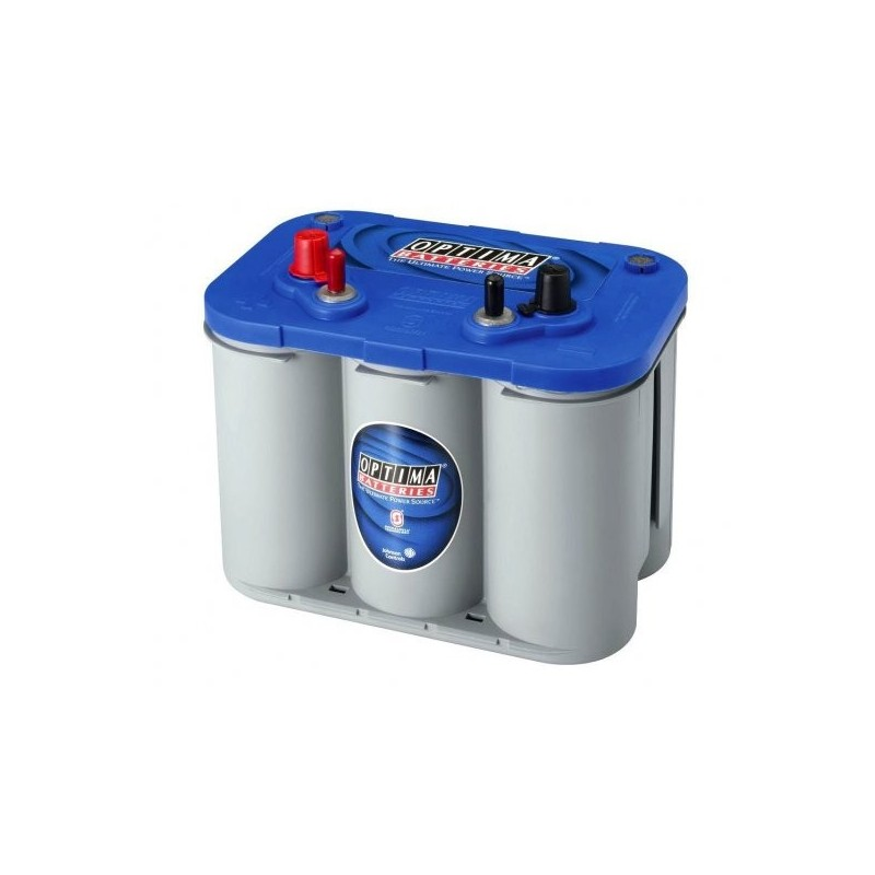 BATTERIE OPTIMA BLUETOP DC 4.2