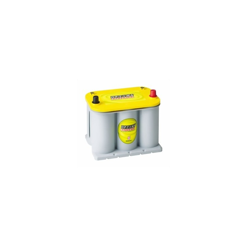 BATTERIE OPTIMA YELLOWTOP 48AH