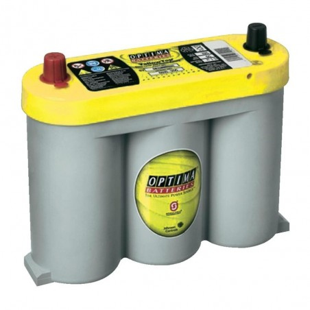 BATTERIE OPTIMA YELLOWTOP 6V 55AH