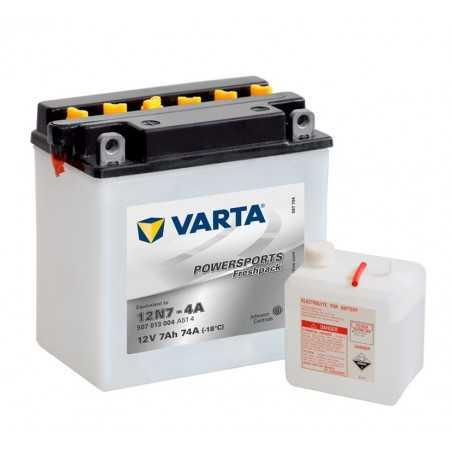 BATTERIE VARTA FUNSTART FP 12N7-4A