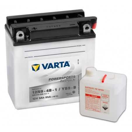 BATTERIE VARTA FUNSTART FP YB9B / 12N9-4B-1