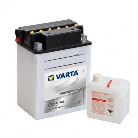 BATTERIE VARTA FUNSTART YB14A-A2