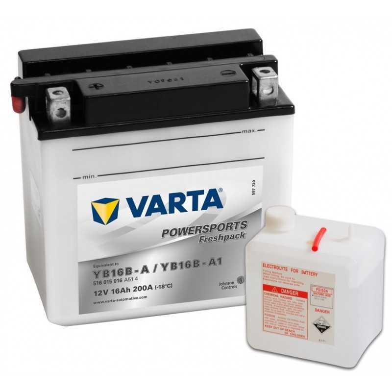 BATTERIE VARTA FUNSTART FP YB16B-A