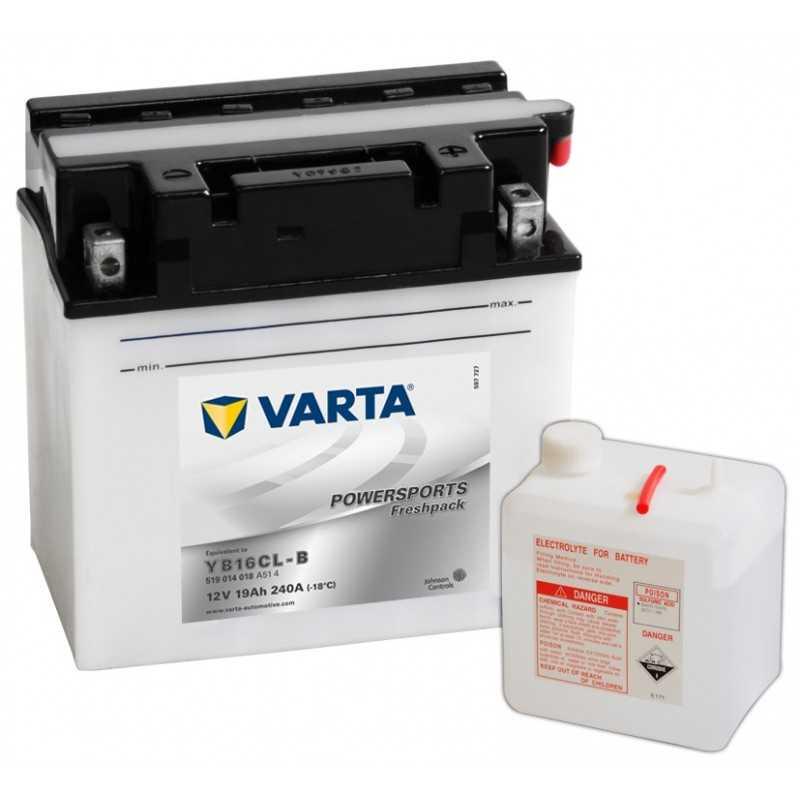 BATTERIE VARTA FUNSTART YB16CL-B