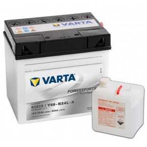BATTERIE VARTA FUNSTART Y60-N24L-A