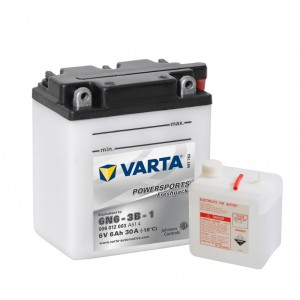 BATTERIE VARTA FUNSTART 6N6-3B-1
