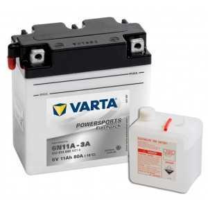 BATTERIE VARTA FUNSTART FP 6N11A-3A