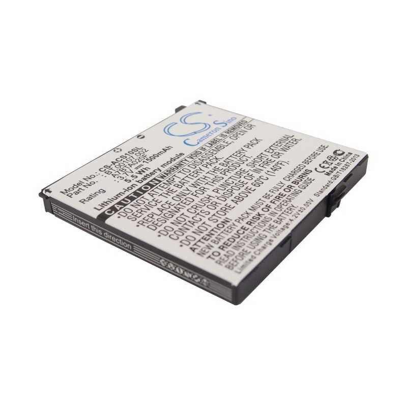 Batterie Acer US55143A9H 1S1P