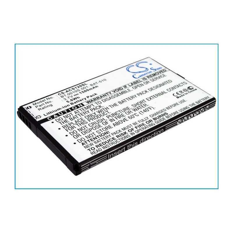 Batterie Acer BT.0010S.001