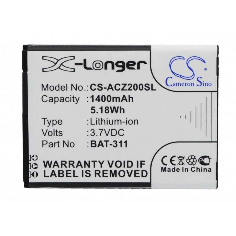 Batterie Acer BAT-311